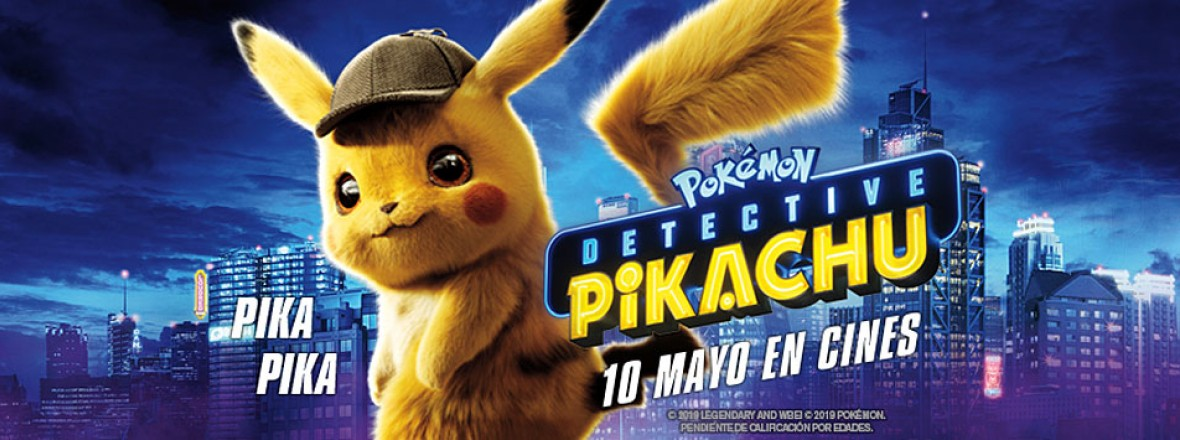 DETECTIVE PICACHU